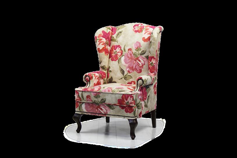 Кресло с ушами