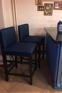 Барные стулья для частного интерьера