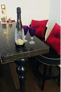 Барные стулья Вельвет для гостиной