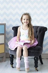 Будуарное кресло для детской фотосессии
