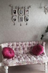Частный интерьер, диван Мока и банкетки
