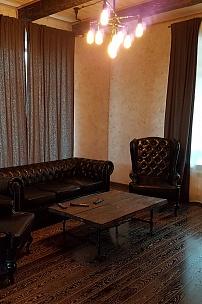 Частный интерьер, гостиная в английском стиле