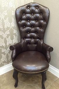 Частный интерьер, кресло Классик