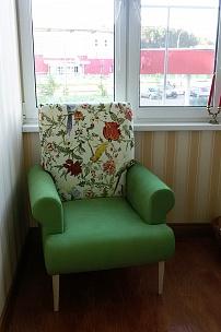 Частный интерьер, кресло Отель
