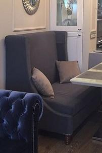 Частный интерьер, мебель для квартиры-студии