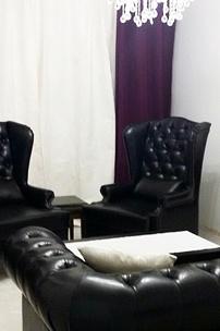 Частный интерьер, мебель в стиле сhester