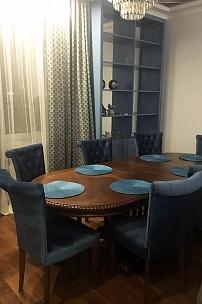 Частный интерьер, стулья Вилла