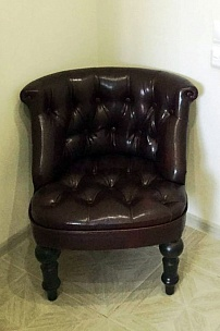 Частный интерьер,кресло Мока