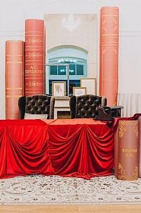 Каминные кресла для мероприятия Jumeriah Group Hotels&Reserdes в СПБ