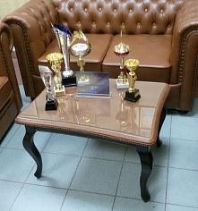 Комплект Честер М и стол в частном интерьере