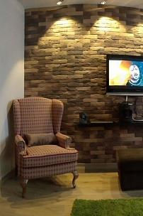 Кресла с ушками для интерьера гостиной