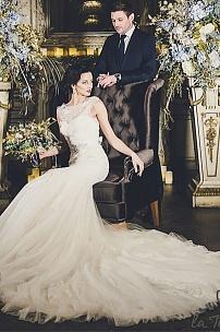 Кресло для свадебной фотосессии