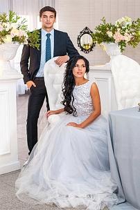 Кресло Классик для президиума жениха и невесты