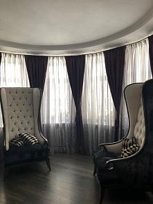 Кресло Корона в частном интерьере