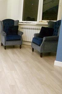 Кресло Лорд в интерьере гостиной