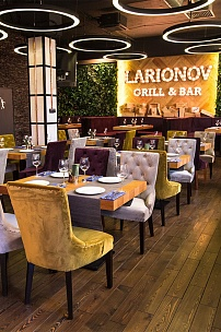 Larionov Grill&Bar, г. Москва, Профсоюзная улица, 76