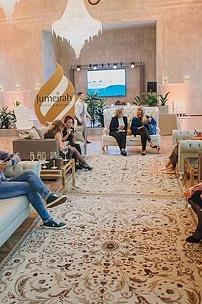 Мебель для мероприятий. Jumeriah Group Hotels&Reserdes в СПБ
