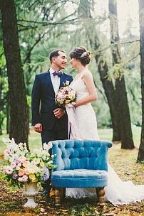 Мебель для свадебной фотосессии