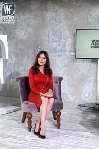 Мебель для телевизионной студии, «Рейтинги звезд» на World Fashion Channel