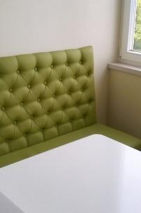 Мебель с каретной стяжкой для частного интерьера
