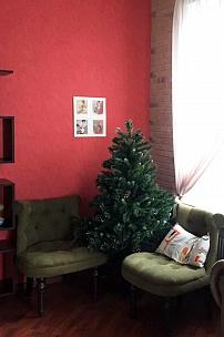 Мебель цвета хаки в интерьере