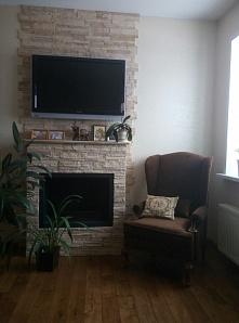 Модульный диван Шлягер и кресло с ушками