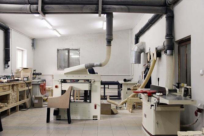 Новые возможности нашей фабрики! Столярный цех и высокотехнологичное оборудование!