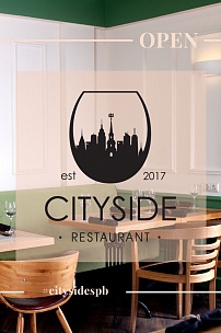 "Restourant ""CitySide"", г. Санкт-Петербург, Гороховая 8"