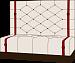 Арт-диван Милитари с ремнями