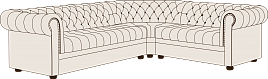 Кресло Честерфилд