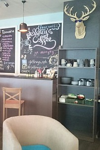 Тайм-кофейня Jeffrey's Coffee, г. Санкт-Петербург, Гороховая, 68
